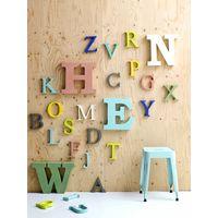 Kids Depot Pure Letter B assorti 30cm Roze (UL)