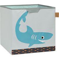 Lässig 4Kids Toy Cube - Shark Ocean