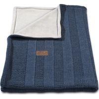 Baby's Only Wiegdeken Stoer Rib Jeans (UL)