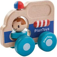 Plan Toys Rescue Car