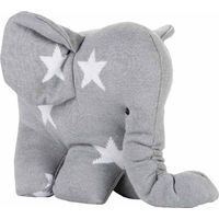 Baby's Only Olifant Ster Grijs