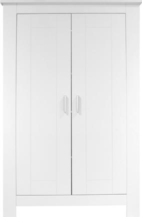 Hanglegkast 2-deurs