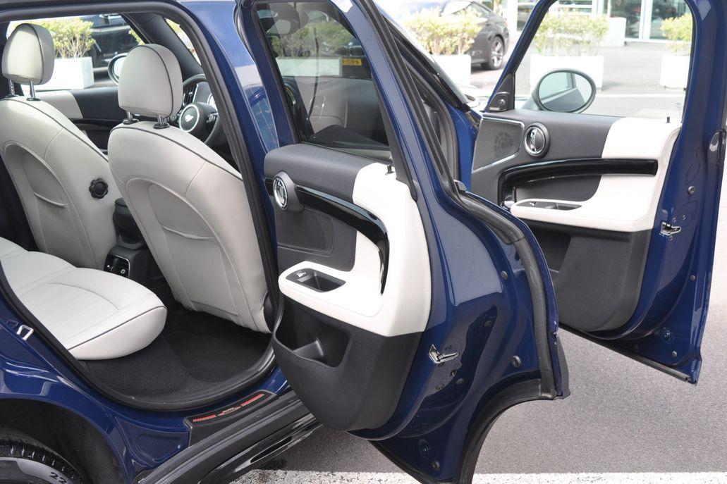 MINI Cooper SE Countryman ALL4 Aut. PHEV Hybrid JCW Trim