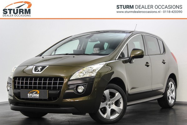 Peugeot 3008 1.6 VTi ST Premium Pack | Head-Up Display | Panoramadak | Navigatie | Cruise & Climate Control | Park. Sensor | Bluetooth Tel. | Radio-CD/MP3 Speler | Rijklaarprijs!