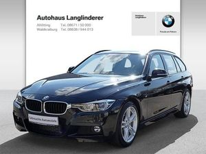 BMW 320 d Touring A M Sport EU6 NP 55.370,- LED USB