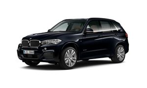 BMW X5 xDrive35i Design Edition M Sport