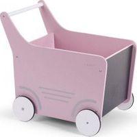 Childhome Houten Wandelwagen - Roze