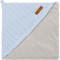 Baby's Only Omslagdoek - Chenille Fine Baby Blauw