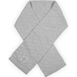 Jollein Sjaal Diamond Knit - Grey