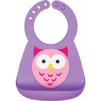 Nuby Soft flex 3D Slab - Owl