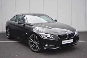 BMW 4 Serie Coupé 420i Luxury Aut