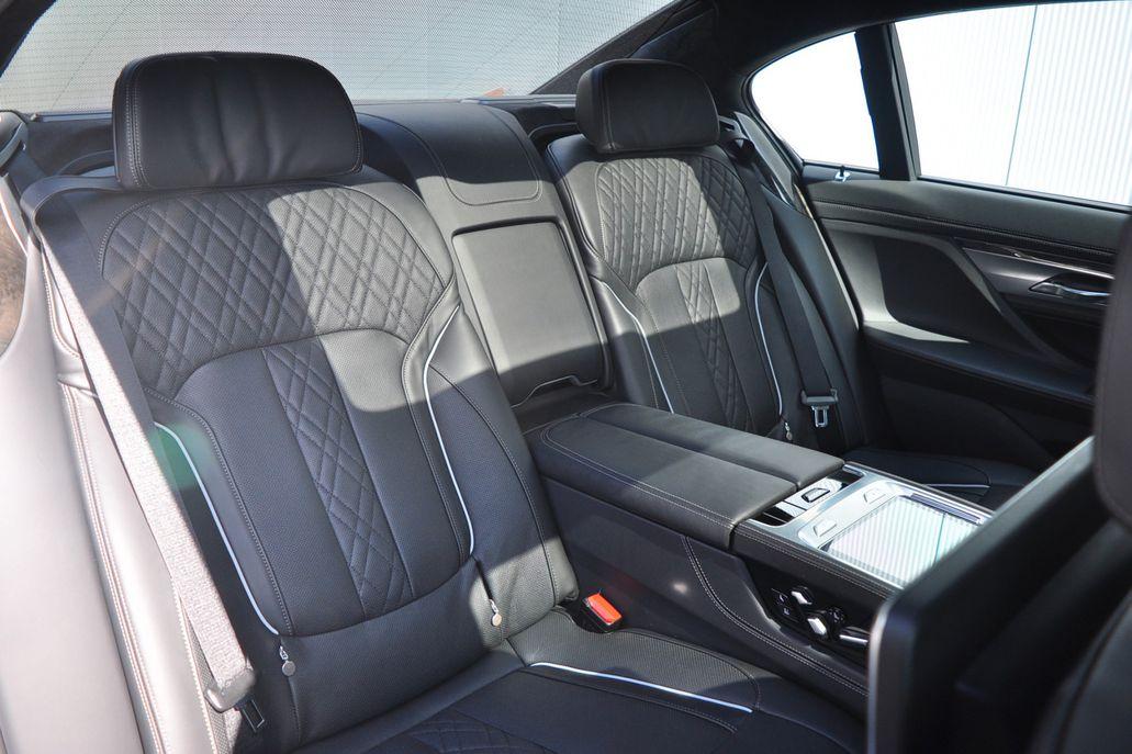 BMW 7 Serie 740Li High Executive Lounge