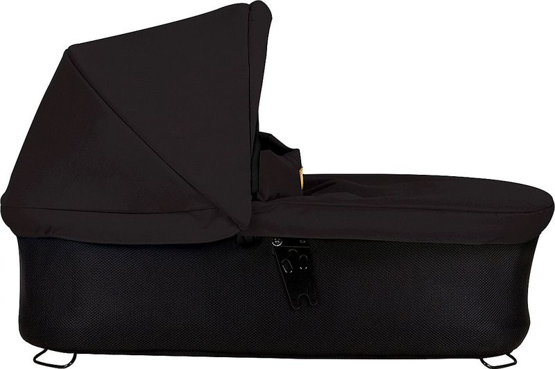 Mountain buggy carrycot plus black bij babyhuis casita