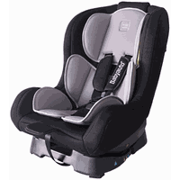Babyauto Autostoeltje Lolo 0-18 kg - Black/Grey