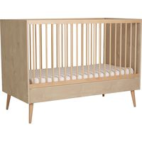 Quax Cotbed Cocoon - Natural Oak