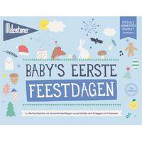 Milestone™ Baby's Cards - Eerste Feestdagen