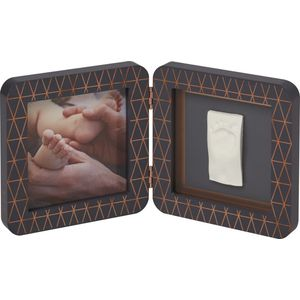 Baby Art My Baby Touch Simple print frame - Copper Dark
