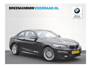 BMW 218i Coupe Automaat