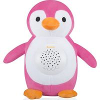 Baninni Projector Lamp Penguin - Pink