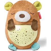 Skip Hop Moonlight & Melodies Hug Me Soother Babyprojector en Nachtlampje - Bear