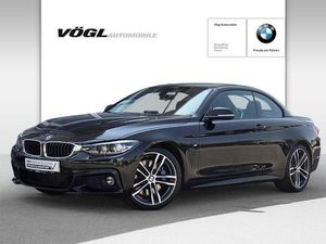 BMW 430 i Cabrio M Sportpaket LED Head-Up HiFi WLAN Shz