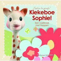 Sophie de Giraf Voelboekje: Kiekeboe Sophie