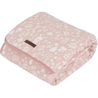 Little Dutch Wiegdeken Pure & Soft - Adventure Pink