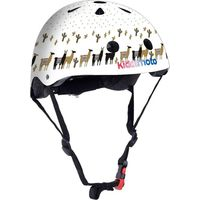 Kiddimoto Helm Special Edition - Lama - M
