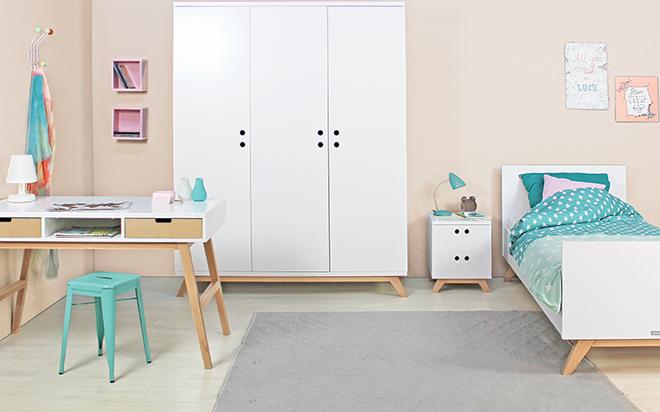 ≥ Complete baby slaapkamer hoogglans wit bopita - Kinderkamer ...