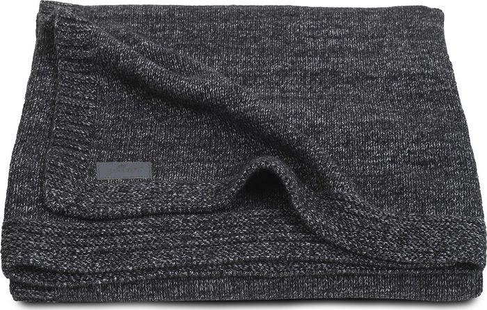 Jollein Deken 100x150cm Natural Knit Anthracite
