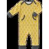 Fresk Pyjama Havre Vintage Yellow 3-6m