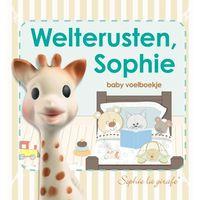 Sophie de Giraf Voelboekje: Welterusten, Sophie