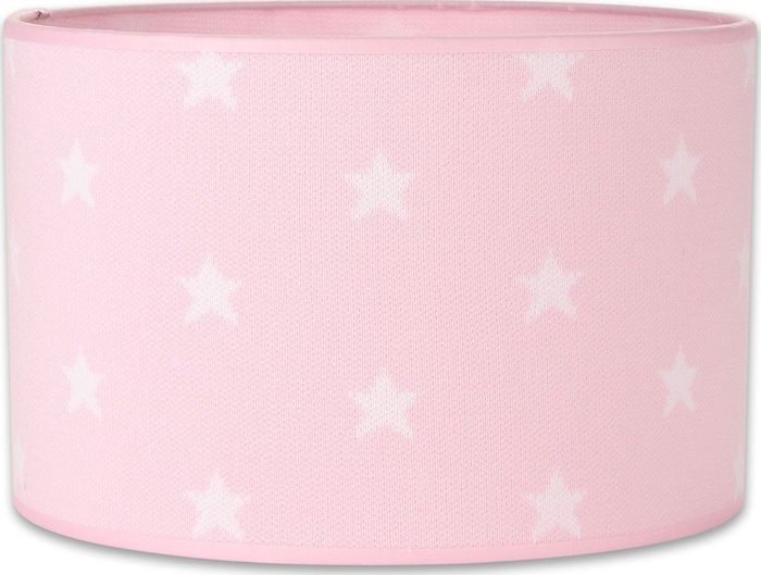 Baby's Only Lampenkap 30cm Ster Baby Roze