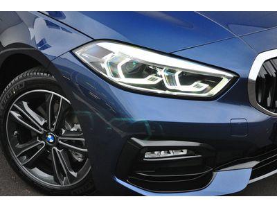 BMW 1 Serie 116i Executive Edition Sport Line Aut.