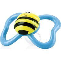 Nuby 3D Paci-Pals™ Ovale fopspeen 0-6m - Bij (UL)