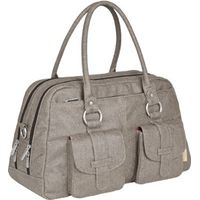 Lässig Verzorgingstas Vintage Metro Bag Twill - Choco (UL)