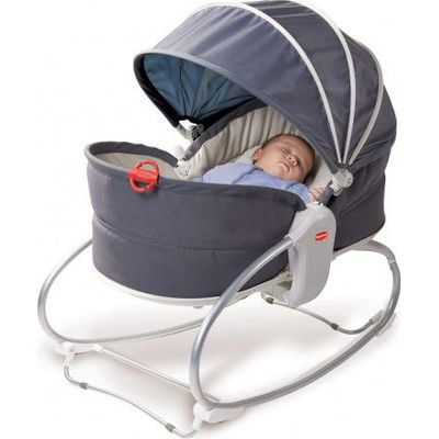 Tiny Love Rocker Napper Cozy 3-in-1