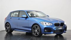 Foto BMW 1 Serie 118I EDITION M SPORT SHADOW EXECUTIVE | Automaat | 18'' | LED | Cruise & Climate Control | Rijklaarprijs! (17839550-2.jpg)