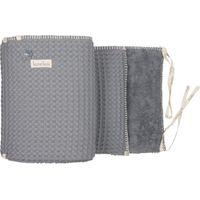 Koeka Bed- / Boxbumper Amsterdam Steel Grey