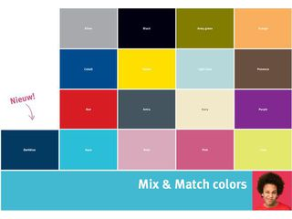 Mix & Match Opbergen