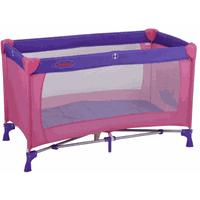 Baninni Campingbedje Nido Basic - Pink/Purple