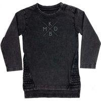 KMDB Shirt Lange Mouw Maat 74 Willow - Zwart