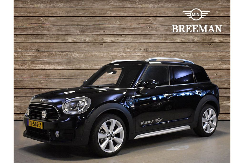 Breeman Mini Voorraad Mini Cooper Countryman Chili