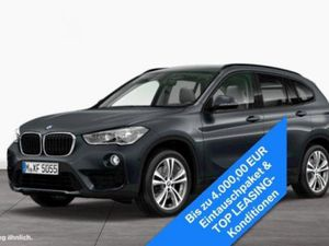 BMW X1 xDrive20d Sport Line EURO6 Head-Up LED RFK Navi Pl