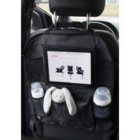 Baninni Astuto Autostoel Organiser & Tablet Houder - Black