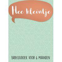 Happy Baby - Baby Logboek Voor 6 Maanden