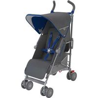 Maclaren Buggy Quest - Charcoal / Harbour Blue (UL)