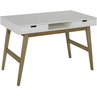 Quax Bureau/Commode Trendy - Wit (exclusief laden)