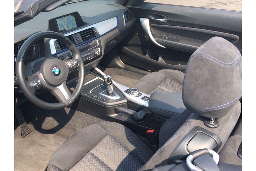 BMW 2 Serie Cabrio 218i M Sport Aut.