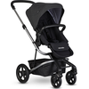 Easywalker Harvey² Wandelwagen - Night Black / Platinum